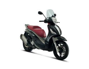 Piaggio Motorscooters
