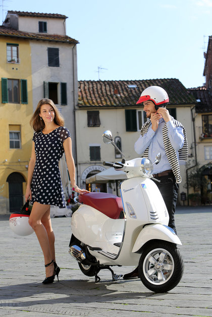 Vespa Primavera official